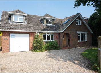Thumbnail 5 bed detached house for sale in Vicarage Lane, Lymington