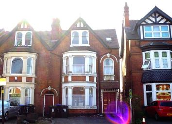 Thumbnail 1 bed flat to rent in Alcester Road, Moseley