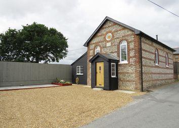 Thumbnail 2 bed property for sale in Methodist Chapel, East Woodyates, Salisbury