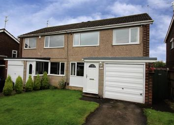 Thumbnail 3 bed semi-detached house for sale in Holt Way, Adel