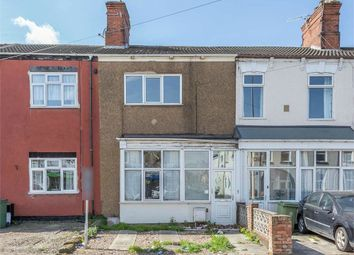 Thumbnail 2 bed terraced house for sale in Hainton Avenue, Grimsby, Lincolnshire