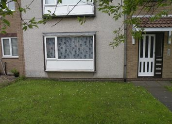 Thumbnail 1 bedroom flat to rent in Ryedale, Wallsend