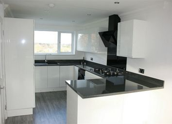 Thumbnail 1 bed flat to rent in Templewood Road, Benfleet, Essex