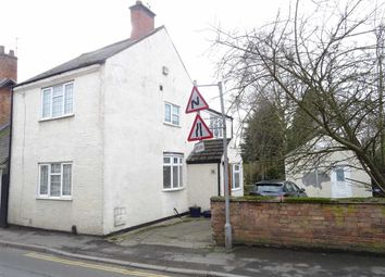Thumbnail 3 bed detached house for sale in Lutterworth Road, Burbage, Hinckley