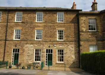 Thumbnail 4 bed town house for sale in Brearley Hall, Woodmere Drive Old Whittington, Chesterfield, Derbyshire