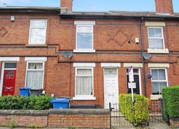 Thumbnail 2 bedroom terraced house for sale in Drewry Lane, Derby, Derby