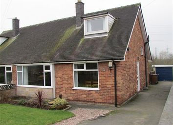 Thumbnail 3 bedroom property for sale in Stoney Butts, Preston