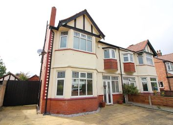 Thumbnail 4 bed semi-detached house to rent in Chester Avenue, Southport