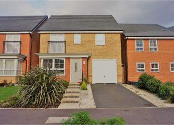 Thumbnail 4 bed detached house for sale in Navigation Way, Newcastle