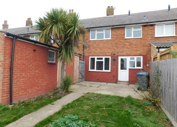 Thumbnail 2 bed terraced house to rent in Elizabeth Way, Felixstowe