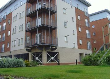 Thumbnail 2 bed flat to rent in Adamson House, Salford Quays, Salford