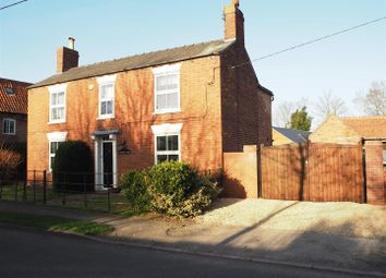 Thumbnail 5 bed detached house for sale in Elm Tree Farm, High Street, Swinderby
