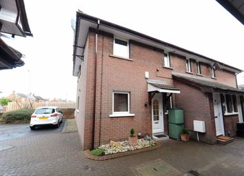 Thumbnail 2 bed flat for sale in Glendale Court, Sydenham, Belfast