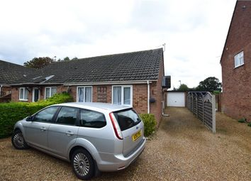 Thumbnail 2 bed bungalow for sale in The Paddocks, Old Catton, Norwich