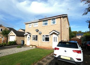 Thumbnail 2 bed semi-detached house to rent in Cardigan Grove, Trentham, Stoke-On-Trent