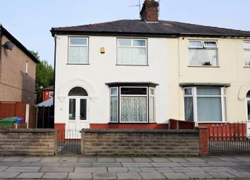 Thumbnail 3 bed semi-detached house for sale in Bathurst Road, Liverpool