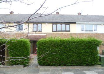 Thumbnail 3 bed terraced house to rent in Hollyhock Gardens, Hebburn