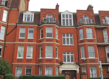 Thumbnail 3 bed flat for sale in Burgess Park Mansions, Fortune Green Road, London