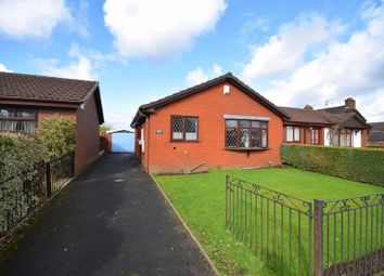 Thumbnail 2 bed detached bungalow for sale in Ruxley Road, Bucknall, Stoke-On-Trent