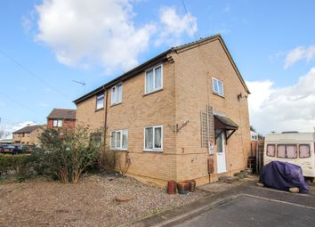 Thumbnail 3 bed semi-detached house for sale in Jose Neville Close, Caister-On-Sea, Great Yarmouth