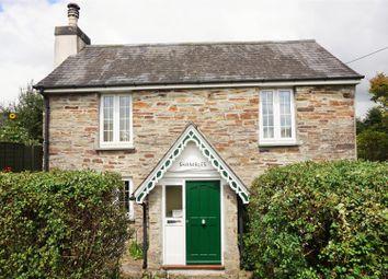 Thumbnail 2 bed cottage for sale in Dobwalls, Liskeard