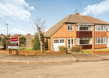 Thumbnail 3 bed semi-detached house for sale in St Brides Close, Sedgley, Dudley