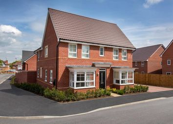 "4 bed detached house for sale in ""Alnwick"" at Huntingdon Road, Thrapston, Kettering NN14"