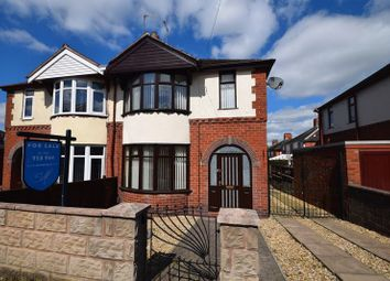 Thumbnail 3 bed semi-detached house for sale in Moss Side, Sneyd Green, Stoke-On-Trent
