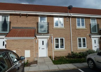 Thumbnail 1 bed terraced house to rent in Magnus Court, North Hykeham, Lincoln