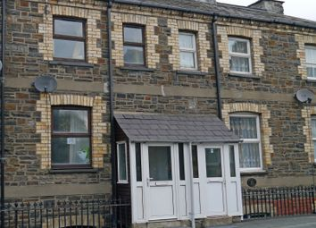 Thumbnail 3 bedroom town house to rent in Padarn Terrace, Llanbadarn