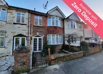 Thumbnail 3 bed terraced house to rent in Station Road, Gosport