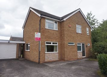 Thumbnail 4 bedroom detached house for sale in New Mount Close, Littleover, Derby