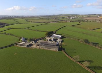 Thumbnail 4 bed detached house for sale in Gweek, Helston