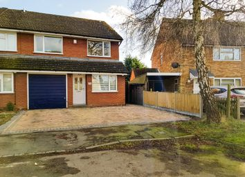 Thumbnail 4 bed end terrace house for sale in Giffard Way, Long Crendon, Aylesbury