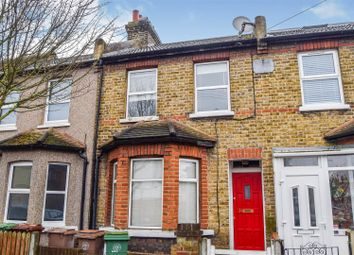 Thumbnail 3 bed terraced house for sale in Seymour Road, Mitcham Junction, Mitcham