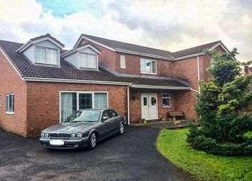 Thumbnail 5 bed detached house for sale in Woodland Way, Heolgerrig, Merthyr Tydfil