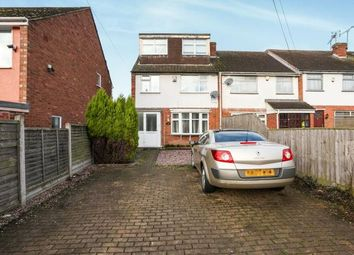 Thumbnail 5 bed end terrace house for sale in Kentmere Close, Potters Green, Coventry, .