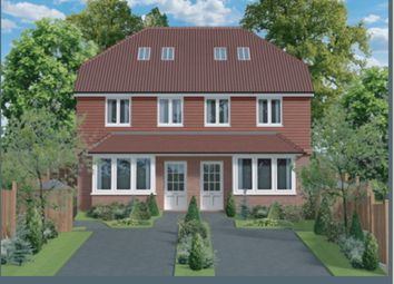 Thumbnail 4 bed semi-detached house for sale in Downsview, Rosebery Road, Epsom
