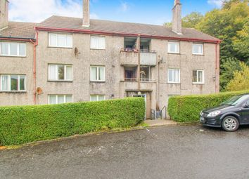 Thumbnail 2 bed flat for sale in Lismore Crescent, Oban