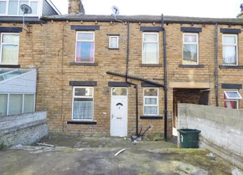 Thumbnail 2 bedroom terraced house for sale in Rufford Street, Bradford