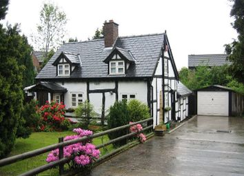 Thumbnail 3 bed detached house for sale in Oaklkands Cottage, Dean Row Road, Wilmslow