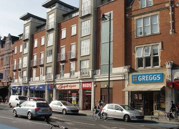 Thumbnail 2 bed flat to rent in Clapham High Street, London