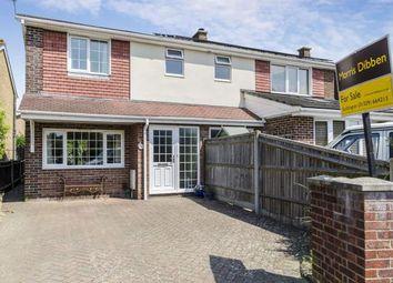 Thumbnail 3 bed semi-detached house for sale in Cutlers Lane, Stubbington, Fareham