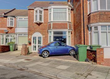 Thumbnail 3 bedroom terraced house for sale in Ninian Park Road, Portsmouth