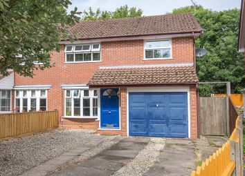 Thumbnail 3 bed semi-detached house for sale in Nightingale Drive, Totton, Southampton