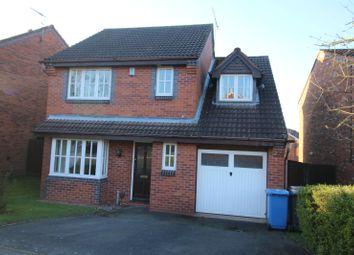 4 bed detached house for sale in Mason Road, Ilkeston, Derbyshire DE7