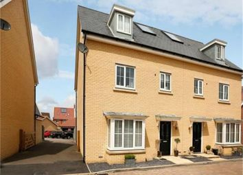 Thumbnail 4 bed semi-detached house for sale in Little Canfield, Dunmow, Essex