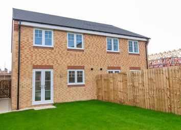 Thumbnail 3 bed semi-detached house to rent in Bramble Garth, Selby
