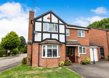 Thumbnail 4 bedroom detached house for sale in Eleanor Close, Lincoln