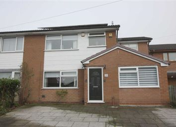 Thumbnail 4 bed semi-detached house for sale in Far Hey Close, Radcliffe, Manchester